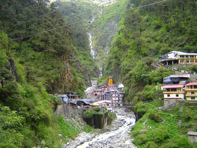 Yamunotri, Uttarakhand