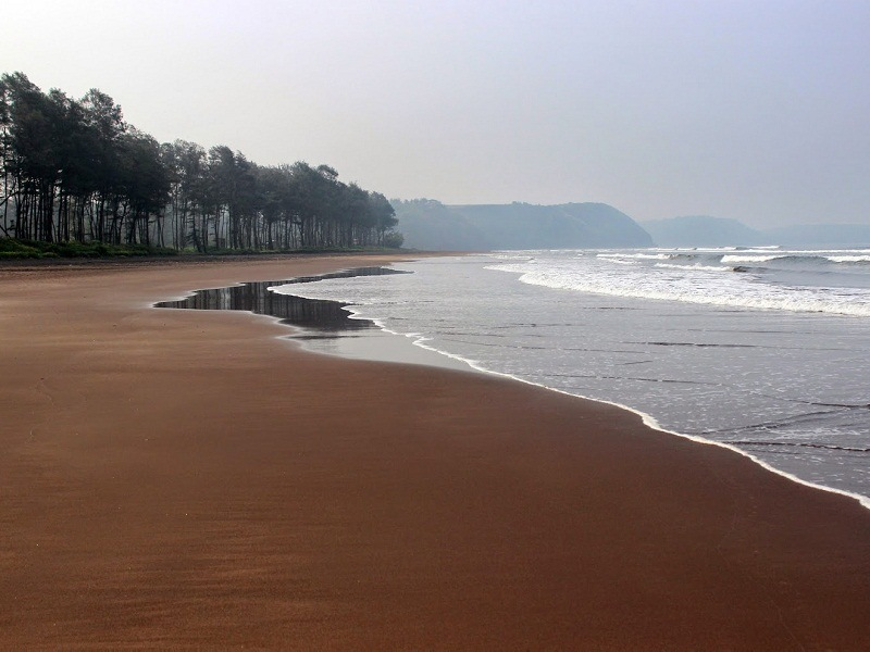 Ganeshgule Beach & Temple