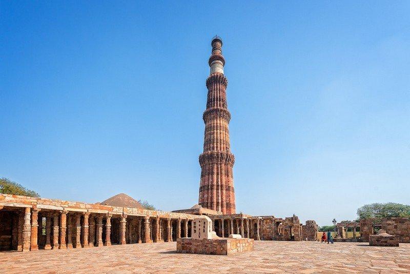 Qutub Minar, Delhi City