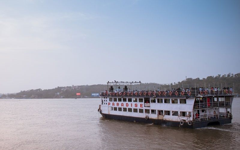 River Cruise - Mandovi River