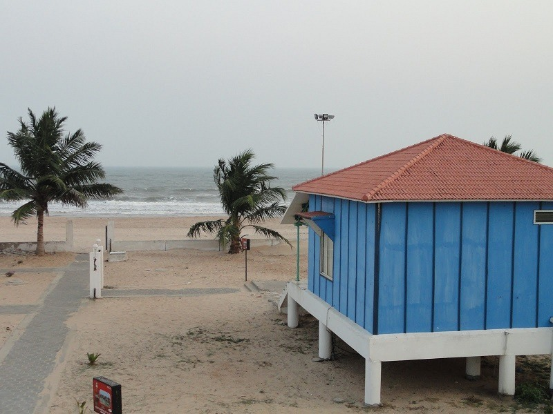 Suryalanka_Beach - Andhra Pradesh