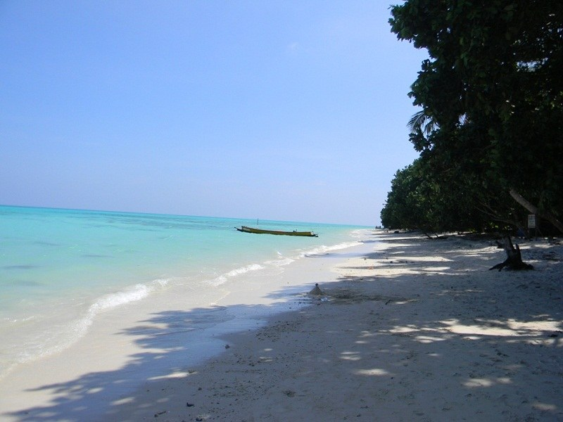 Havelock Island: Havelock Island, Andaman Islands