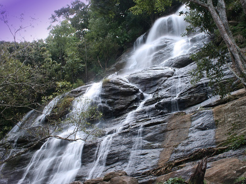 Kiliyur Waterfall