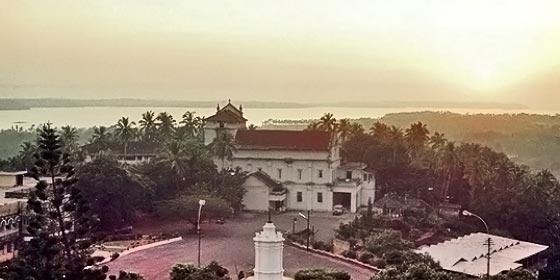 Pilar Seminary / Fr. Agnelo Seminary, Panjim (Goa)