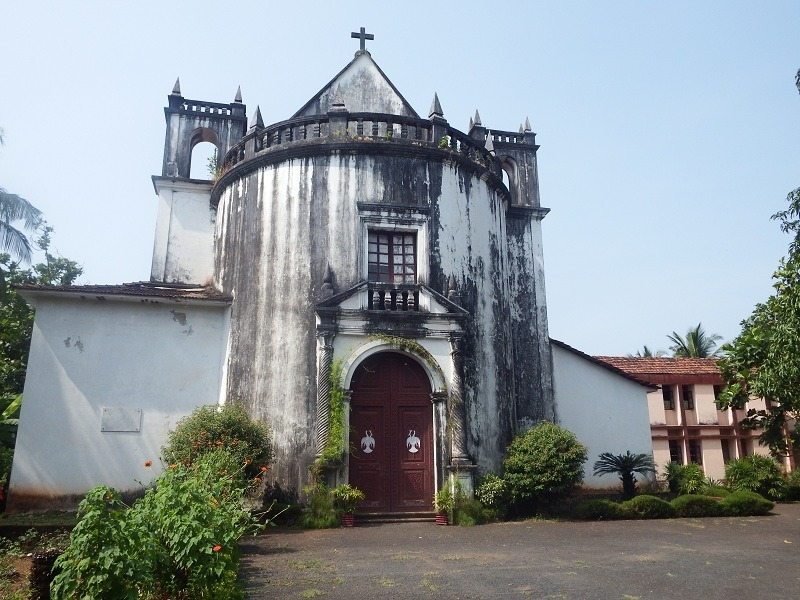 Royal Chapel Of St. Anthony - Old Goa