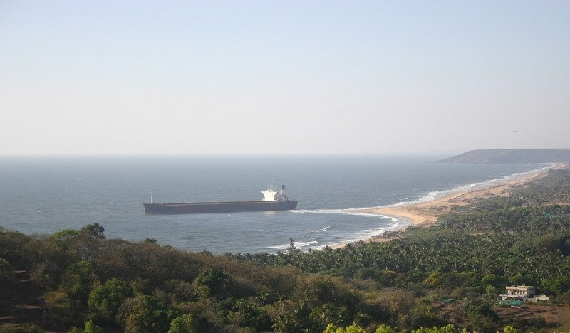 Distance Between Calangute Beach To Aguada Fort