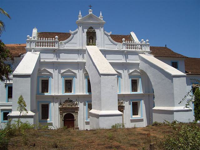 Church And Convent Of St. Monica - Old Goa