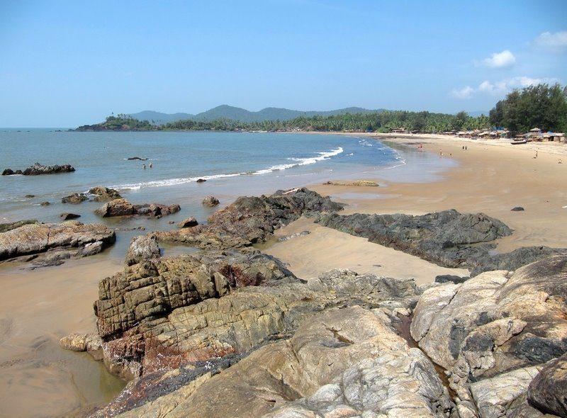 Patnem Beach, Panjim (Goa)