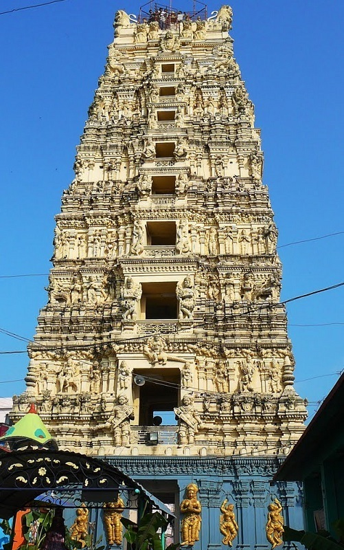 37 Best Pilgrimage Sites Near Hyderabad Temples Around