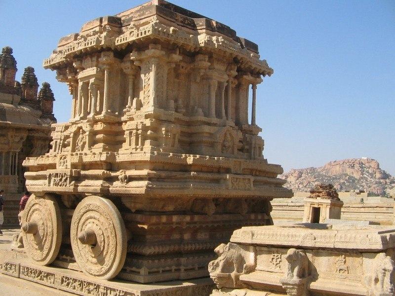 Vittala Temple / Vijaya Vittala Temple, Hampi - Timings, History, Best time to visit