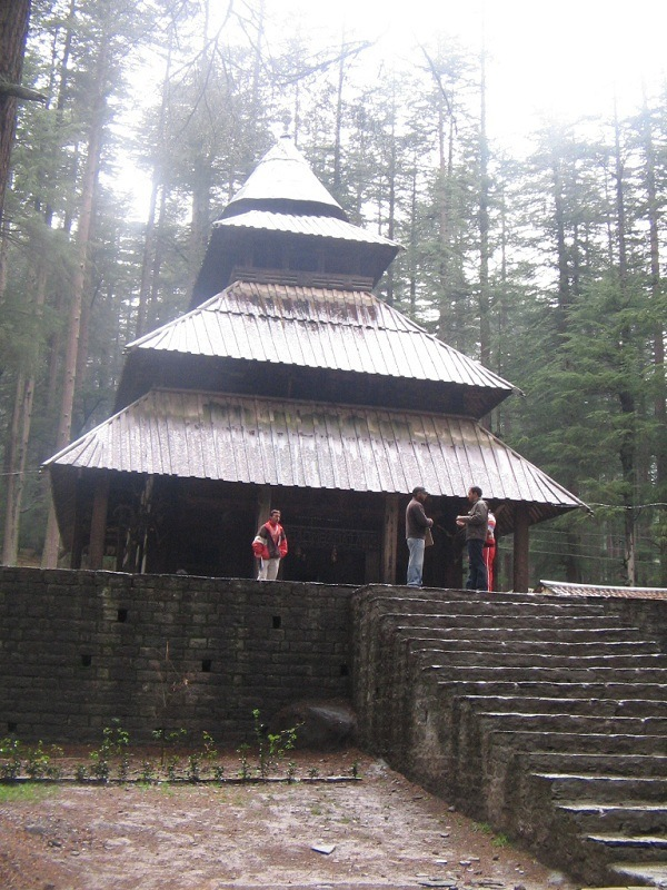 Hidimbi Devi Temple