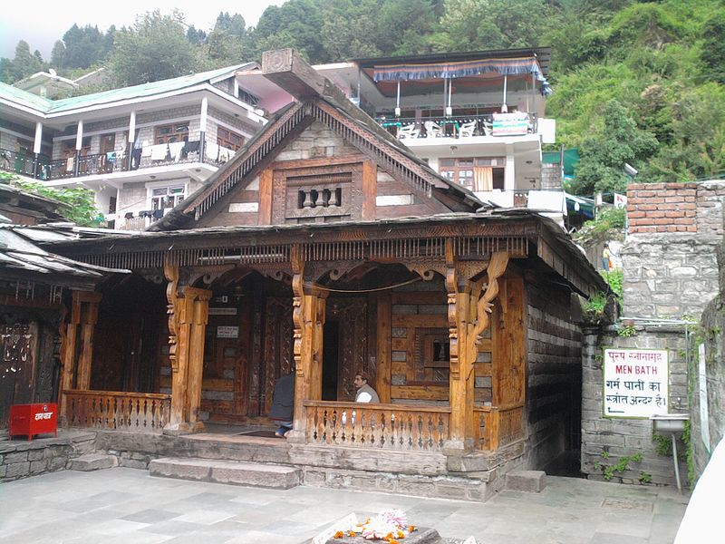 vashisht temple hot water springs manali timings history
