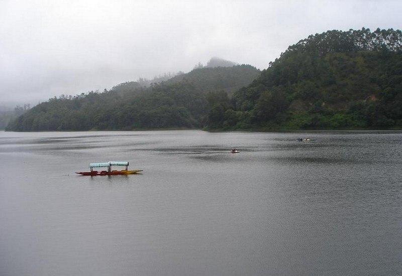 Kundala Lake, Kerala