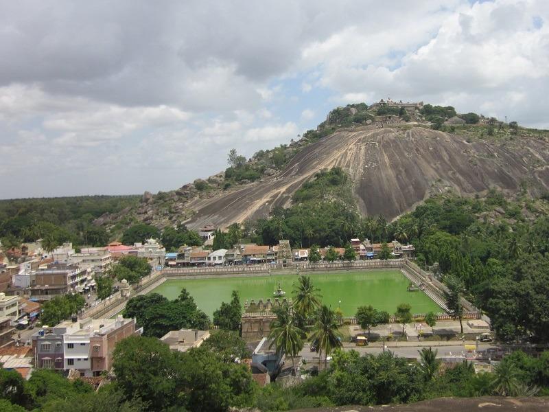 Shravanabelagola, karnataka