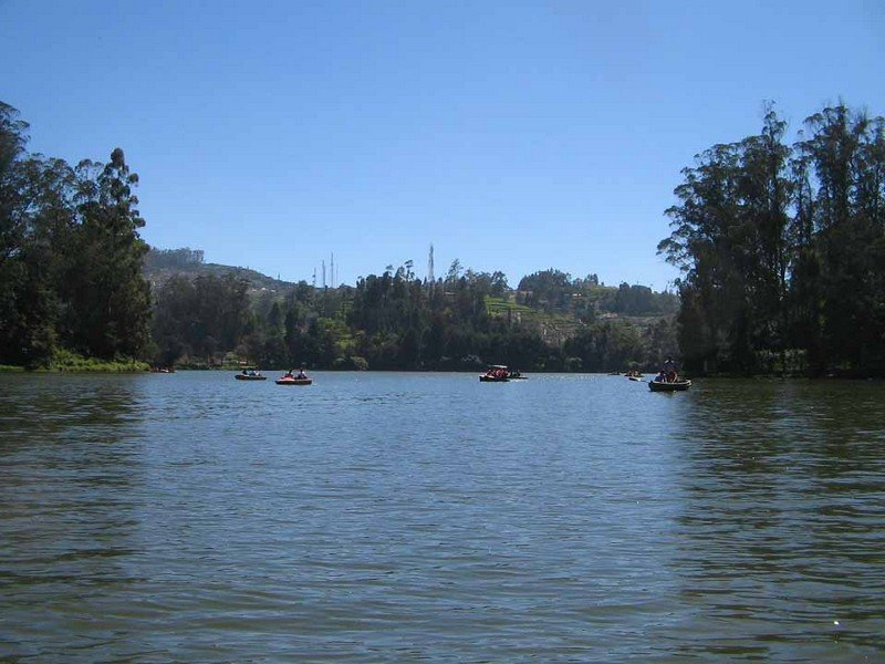 ooty tourist places list pdf