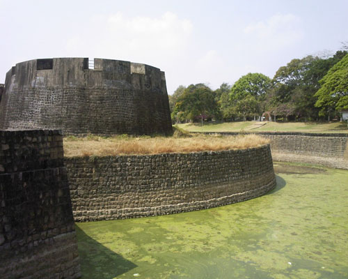 Tipu's Fort / Palakkad Fort
