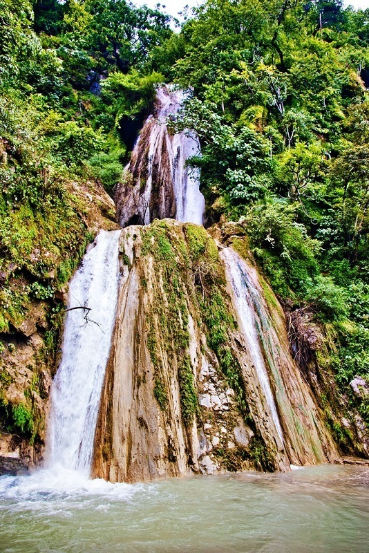 7 best waterfalls near delhi waterfalls around delhi
