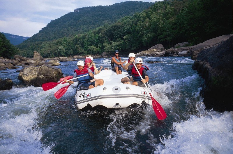 White Water Rafting - Kaudiyala
