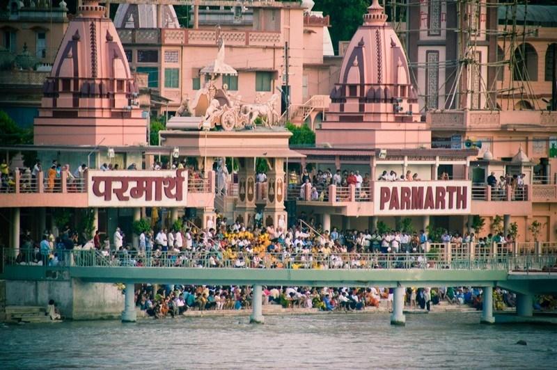 Parmarth Niketan, Rishikesh - Timings, History, Pooja & Aarti ...