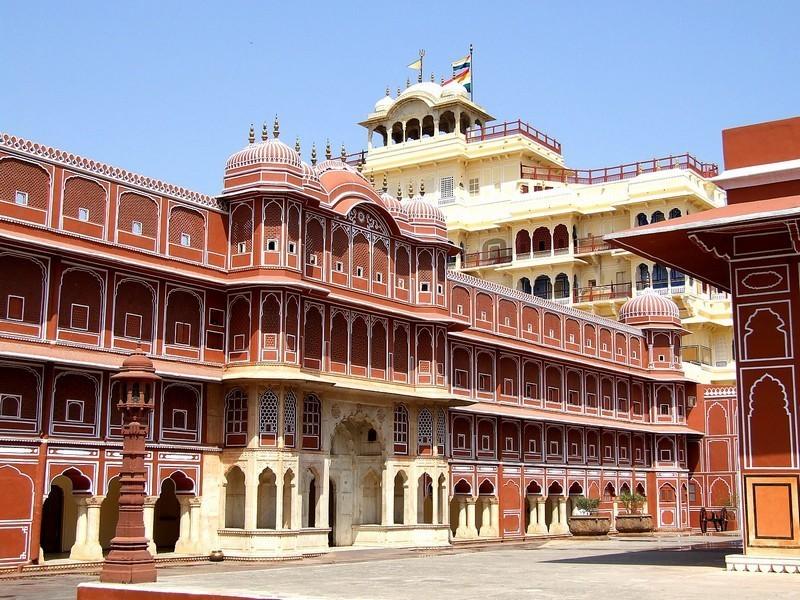City Palace Sawai Man Singh Ii Museum Jaipur