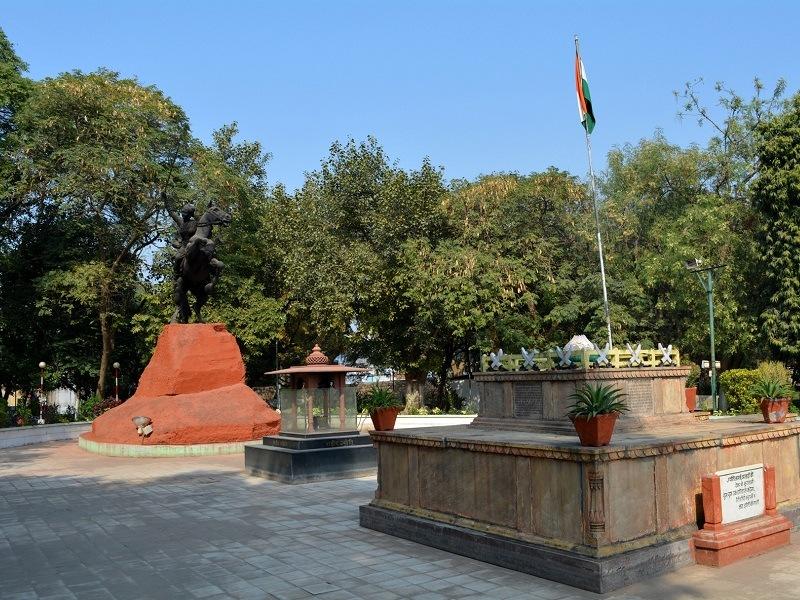 maharani laxmi bai park gwalior