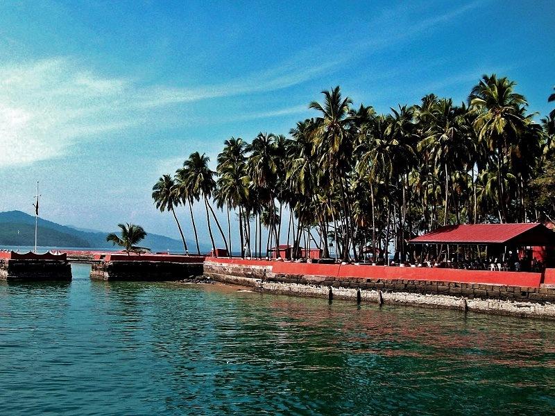 Ross island port blair andaman islands - Port blair andaman and nicobar islands ...