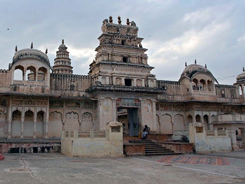 Old Rangji Temple