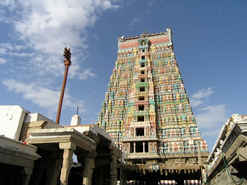 Srivilliputhur Andal Temple