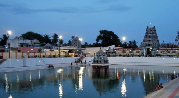 Karaikal Ammaiyar Temple, Karaikal