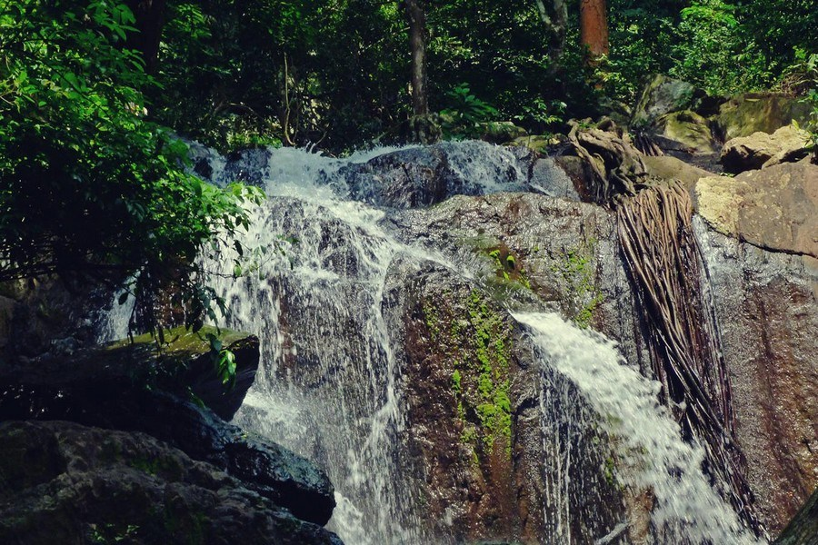 Jalatharangini Waterfalls