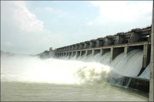 Lower Manair Dam