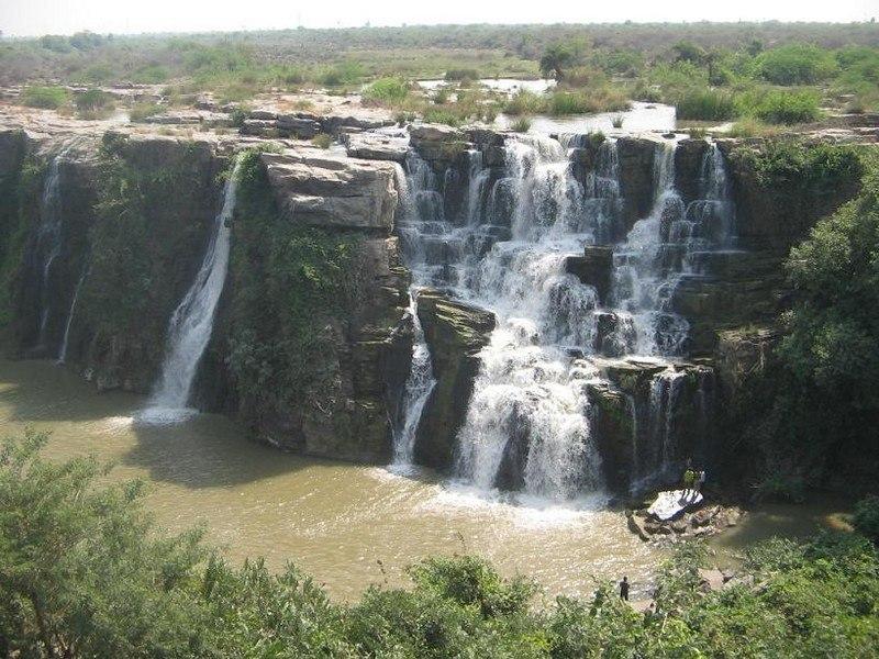 Ethipothala Falls, Andhra Pradesh