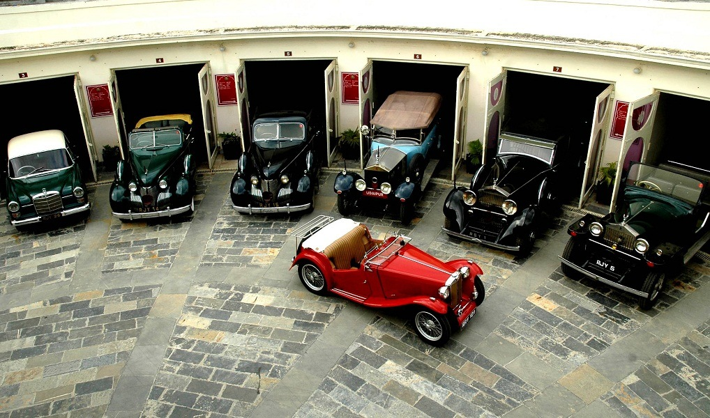 Vintage & Classic Car Collection, Udaipur