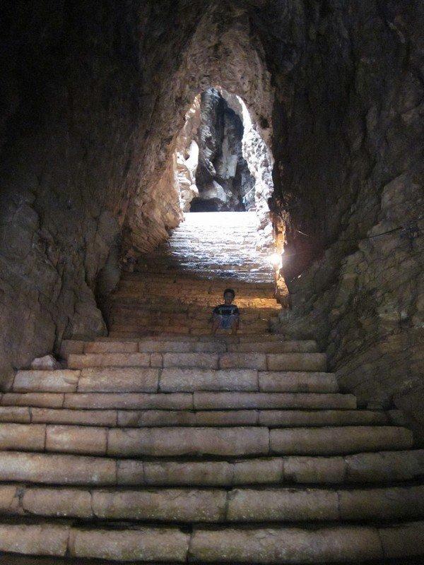 Agasthya Cave / Rokalla Guha, Yaganti