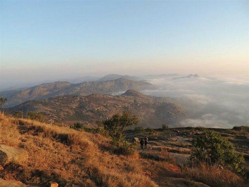 Skandagiri, Karnataka