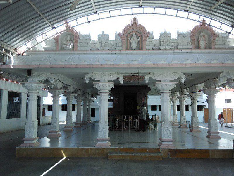 Venkateswara Swamy Temple. Courtesy: Trawell.in