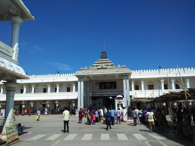 Temple Premises - Picture of Mantralayam, Kurnool - TripAdvisor