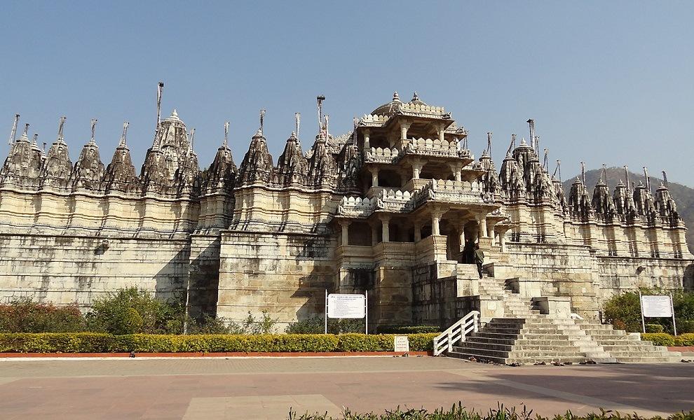 Ranakpur Jain Temples, Kumbhalgarh - Timings, History, Best time to visit