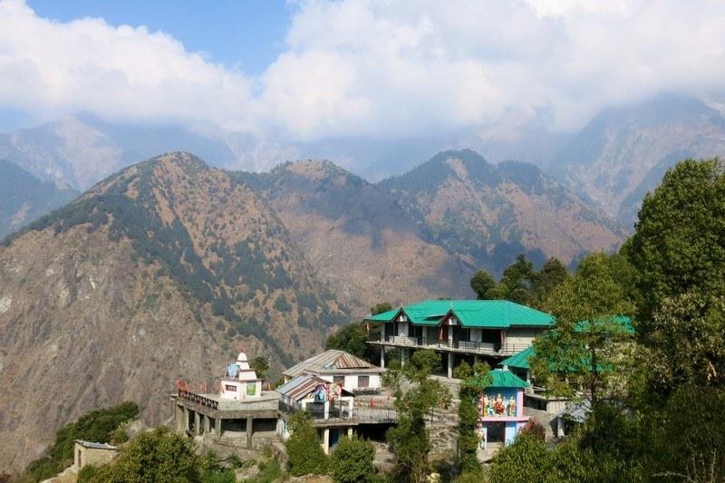 Guna Devi Temple Trek