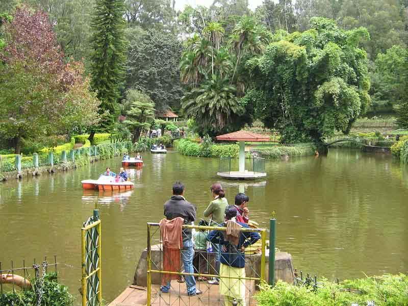 Sims Park, Tamil Nadu