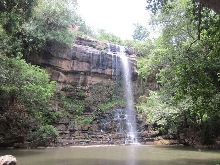 2 day trip from hyderabad srisailam mallelateertham falls pilgrimage waterfall altavistaventures Image collections