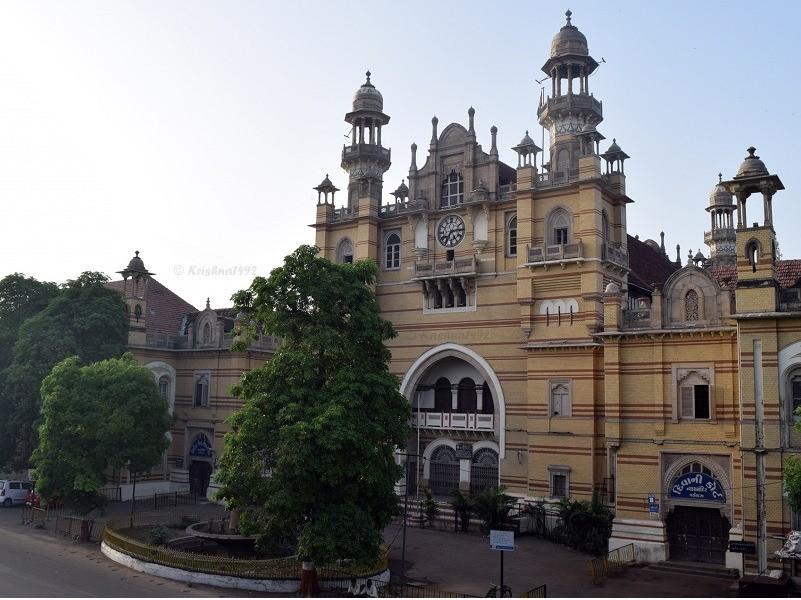 Nyay Mandir to have Vadodara City Museum