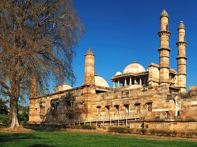 Voyage au Gujarat