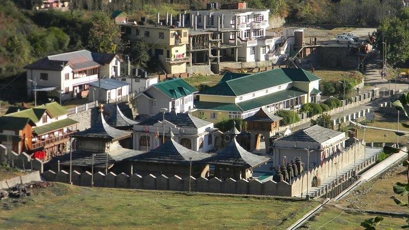 Hatkoti Temples, Near Shimla, Himachal Pradesh