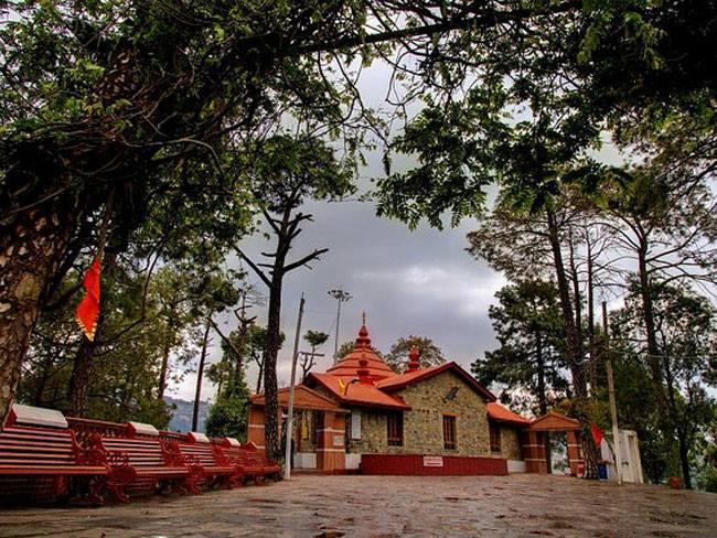 Sankat Mochan Temple shimla- Trvldy.com