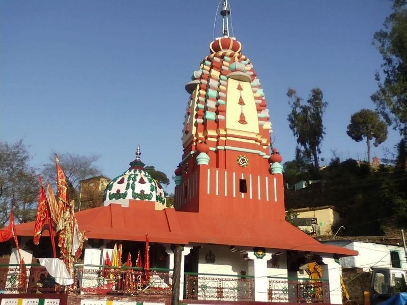 Soolini Templle, Himachal Pradesh