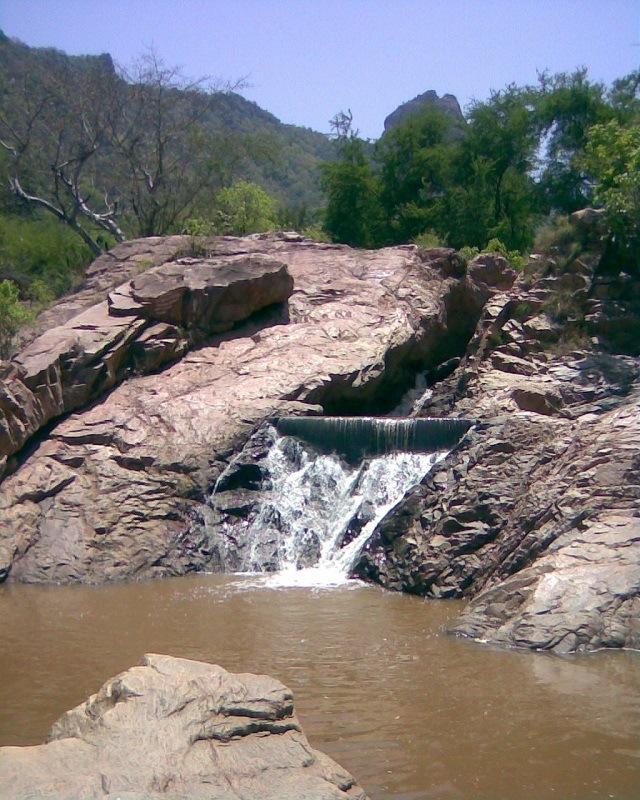 Amirthi Waterfall