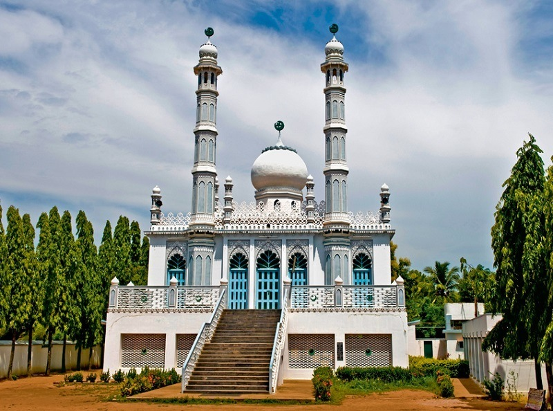 Vellore Fort Mosque