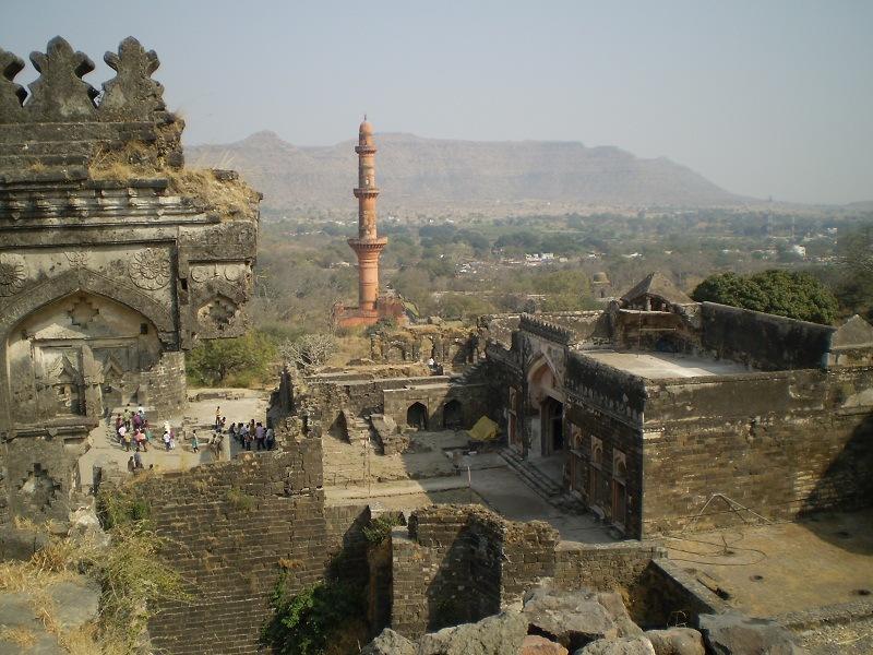 Devagiri / Daulatabad Fort, Aurangabad