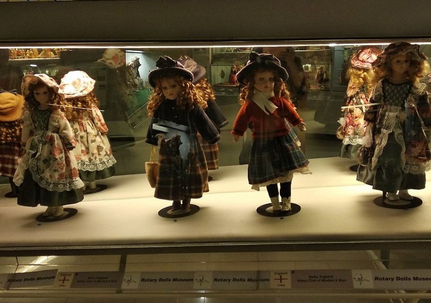 Rotary Midtown Dolls Museum